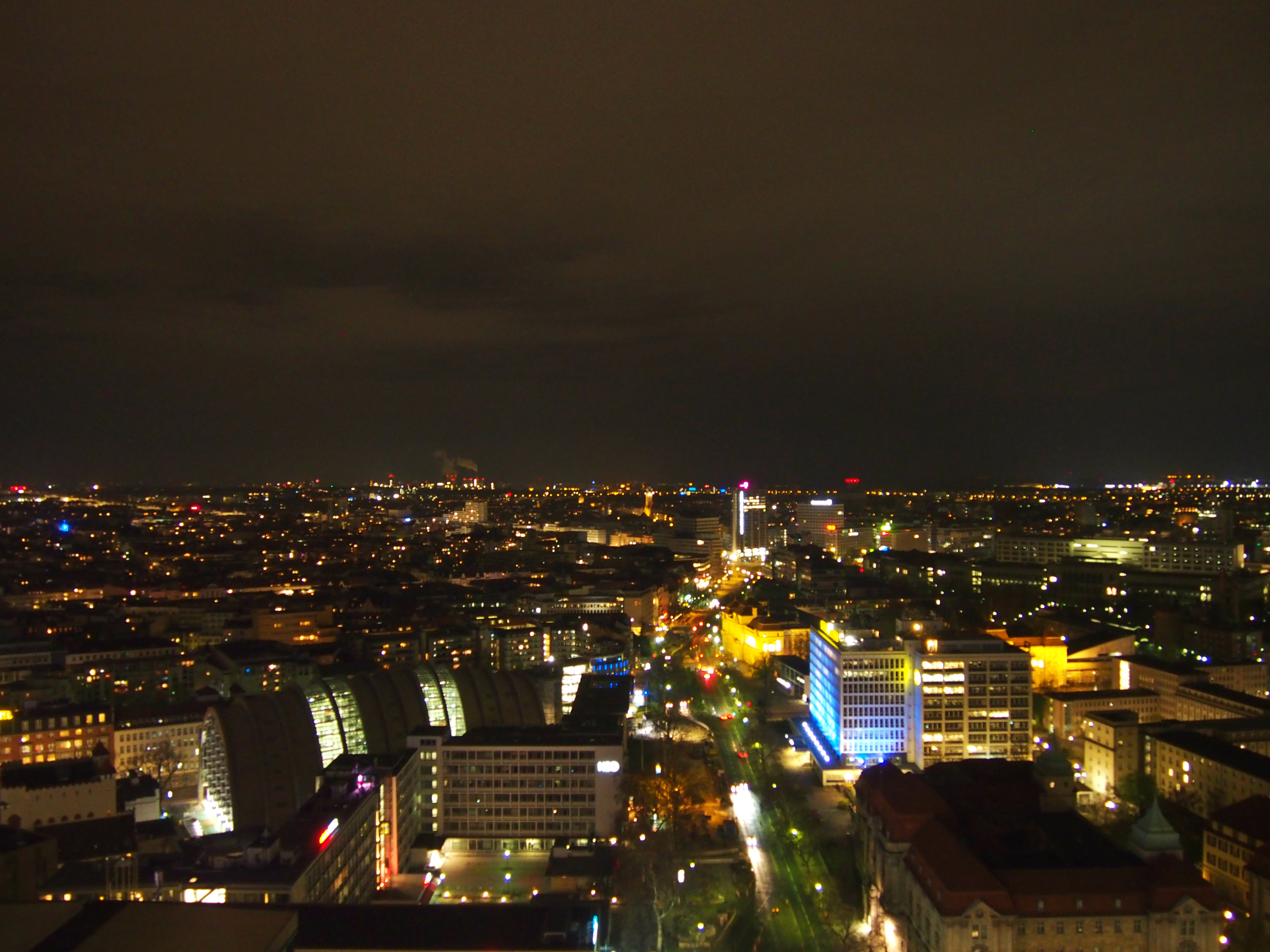 Waldorf Astoria Berlin Tower Suite view 2