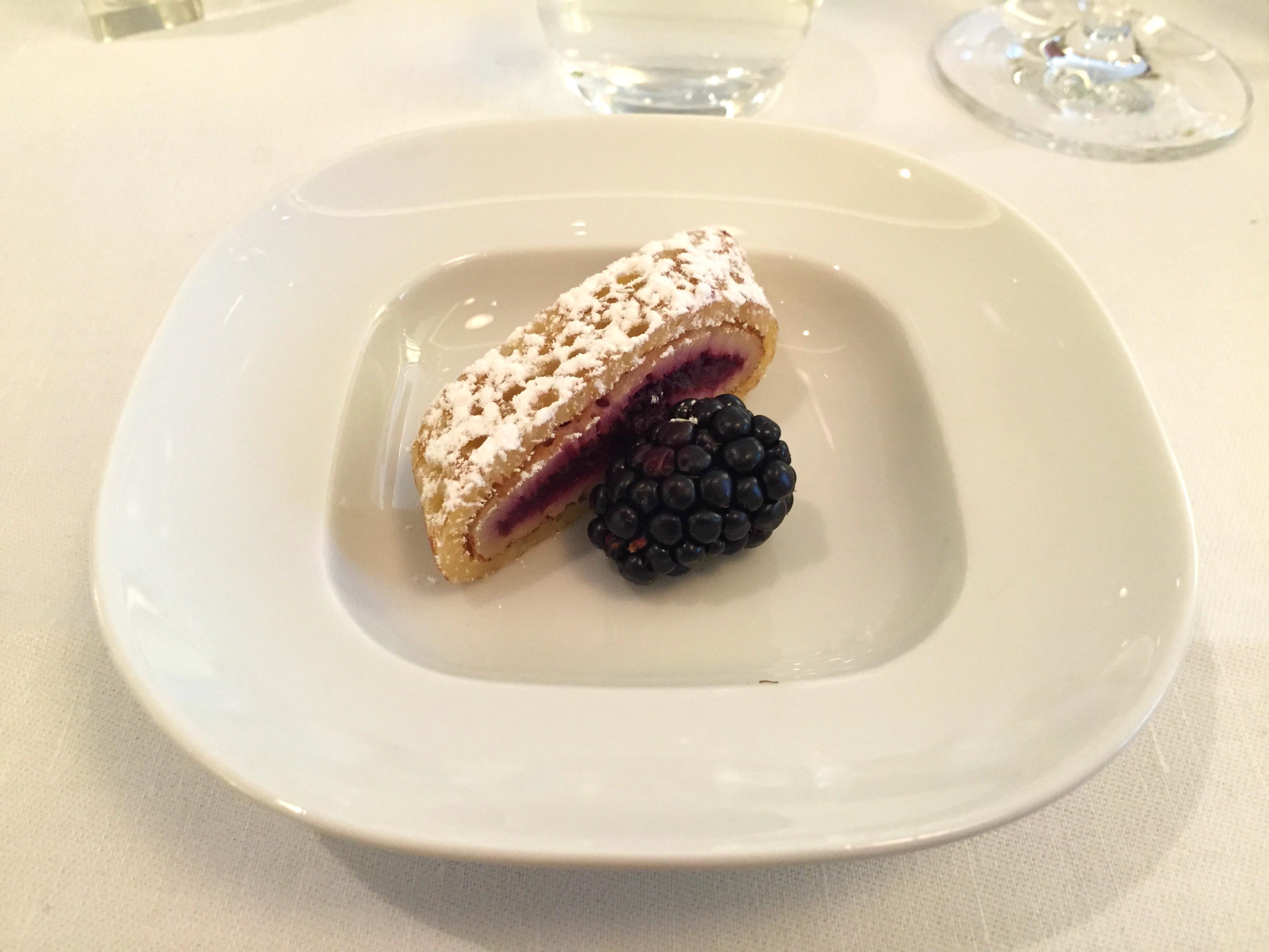 Waldorf Astoria Berlin pancake