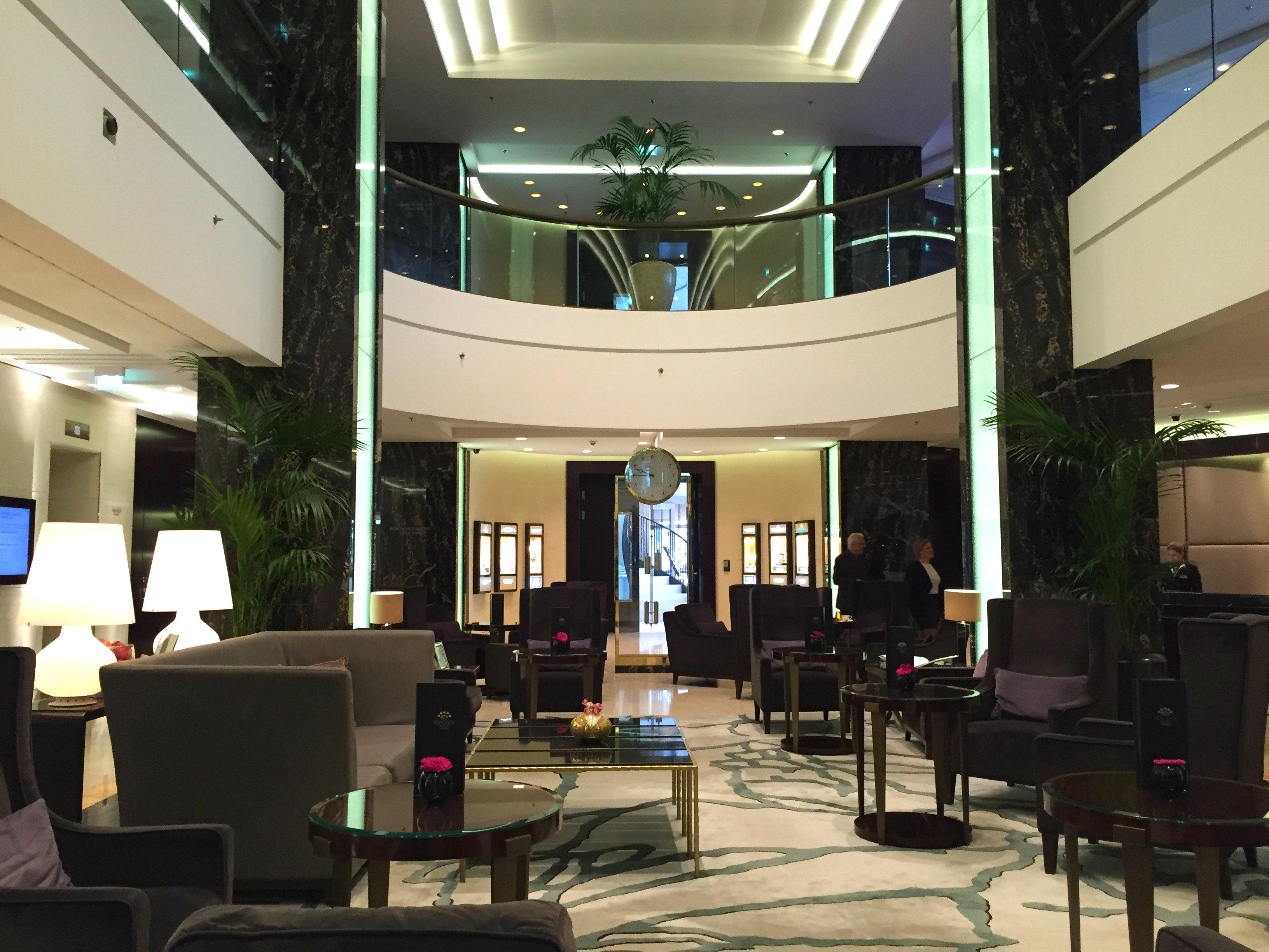 Waldorf Astoria Berlin lobby 1