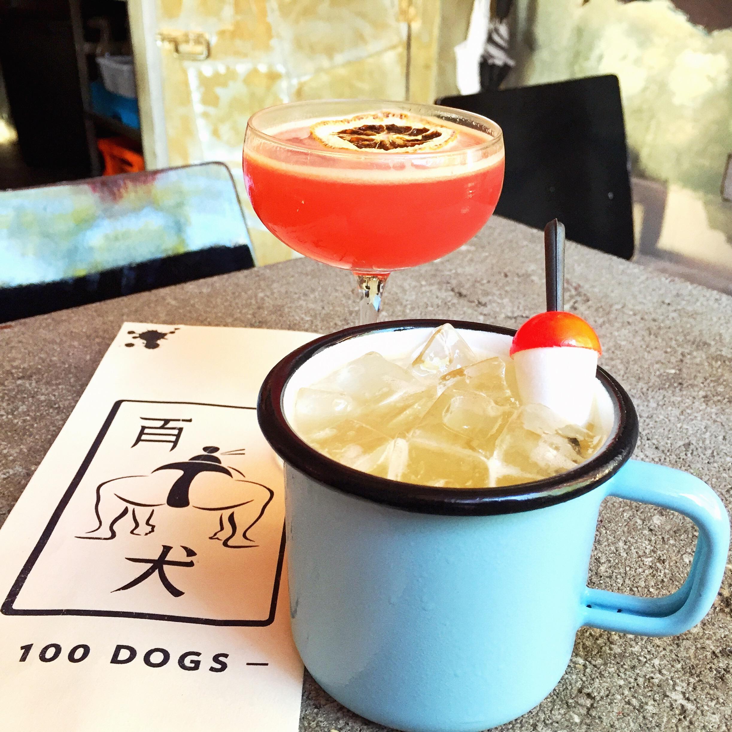 cocktail bar in helsinki 100 dogs 3