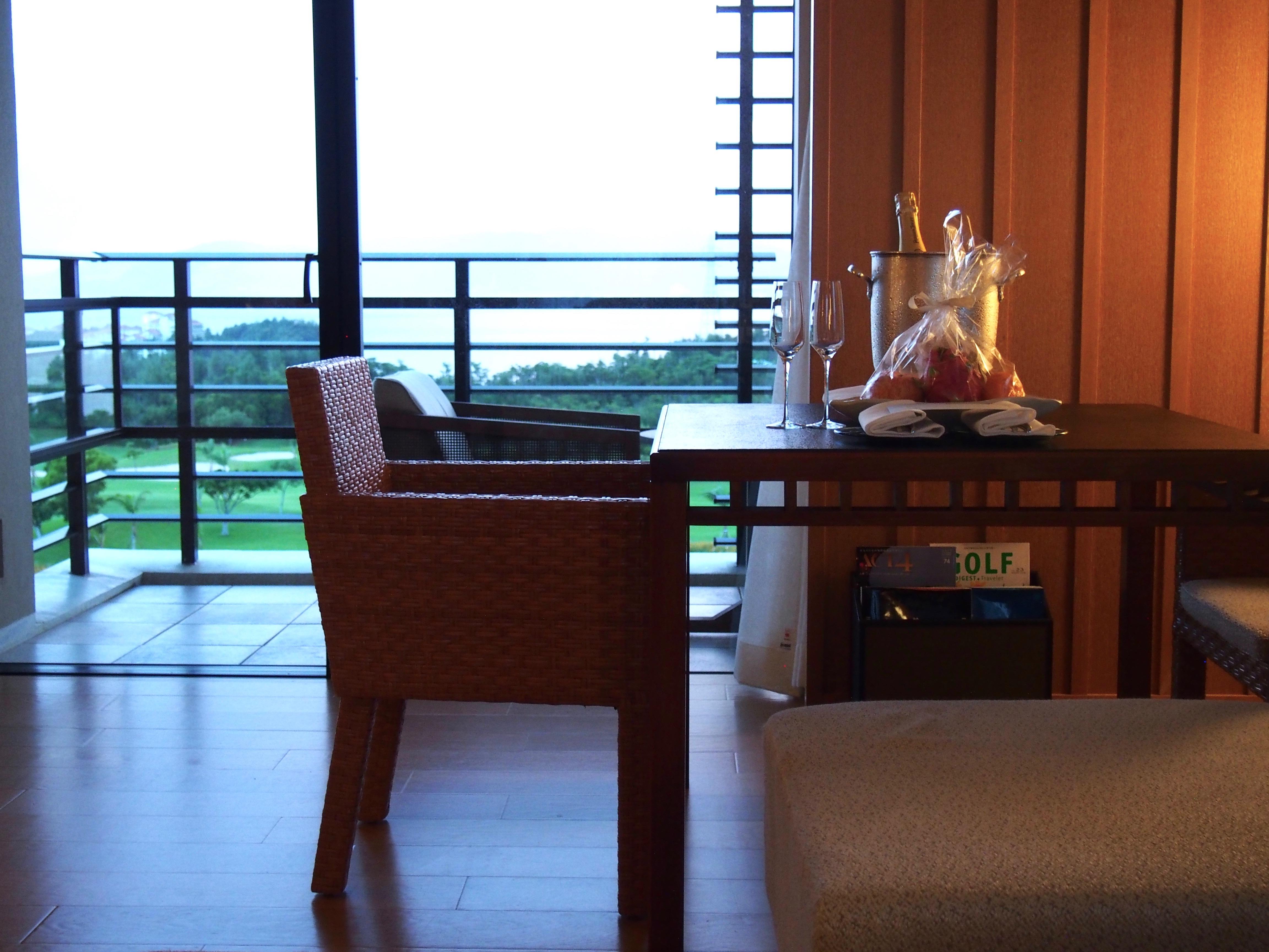 Ritz-Carlton Okinawa Premier Deluxe