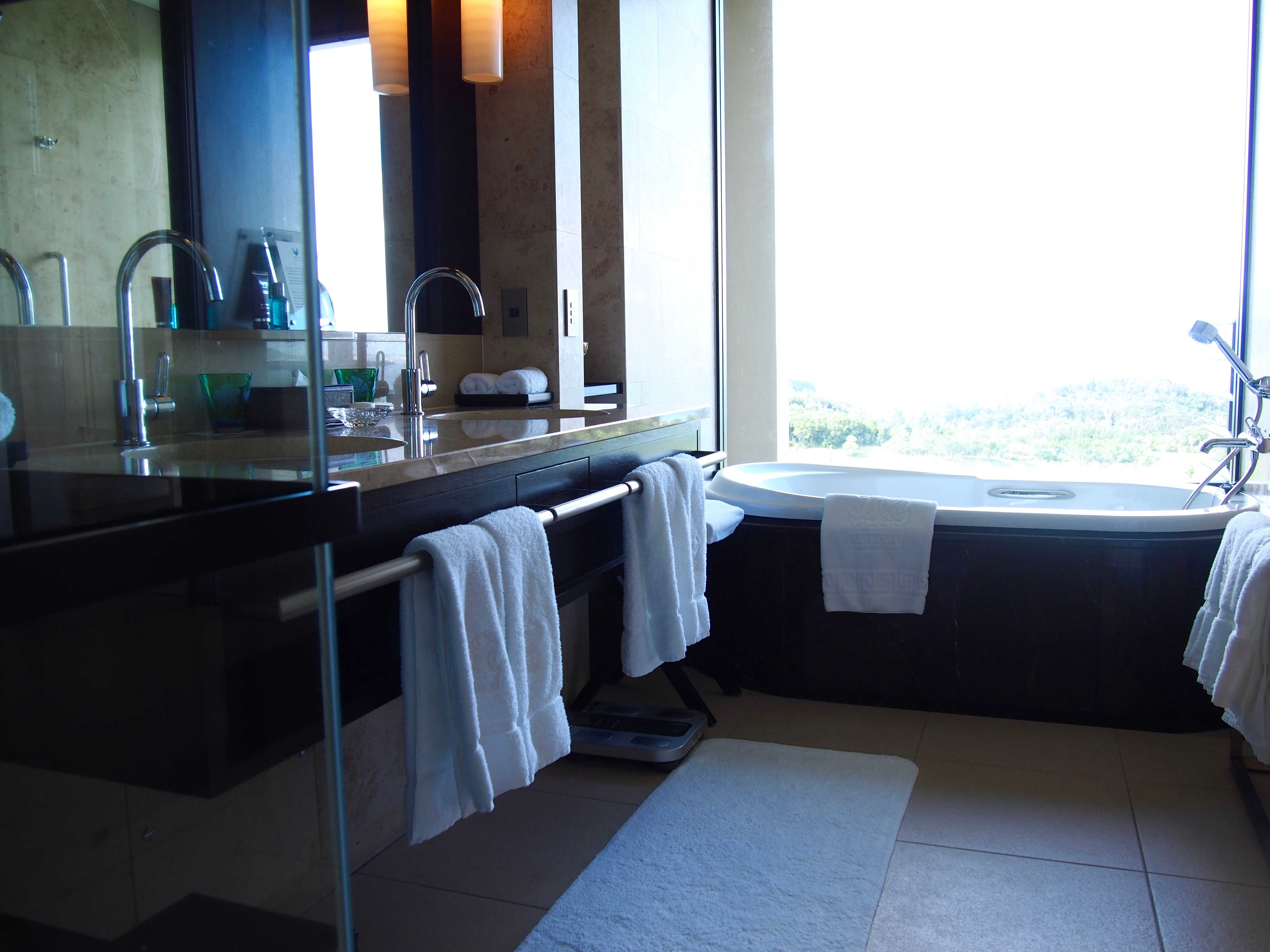 Ritz-Carlton Okinawa bathroom 2