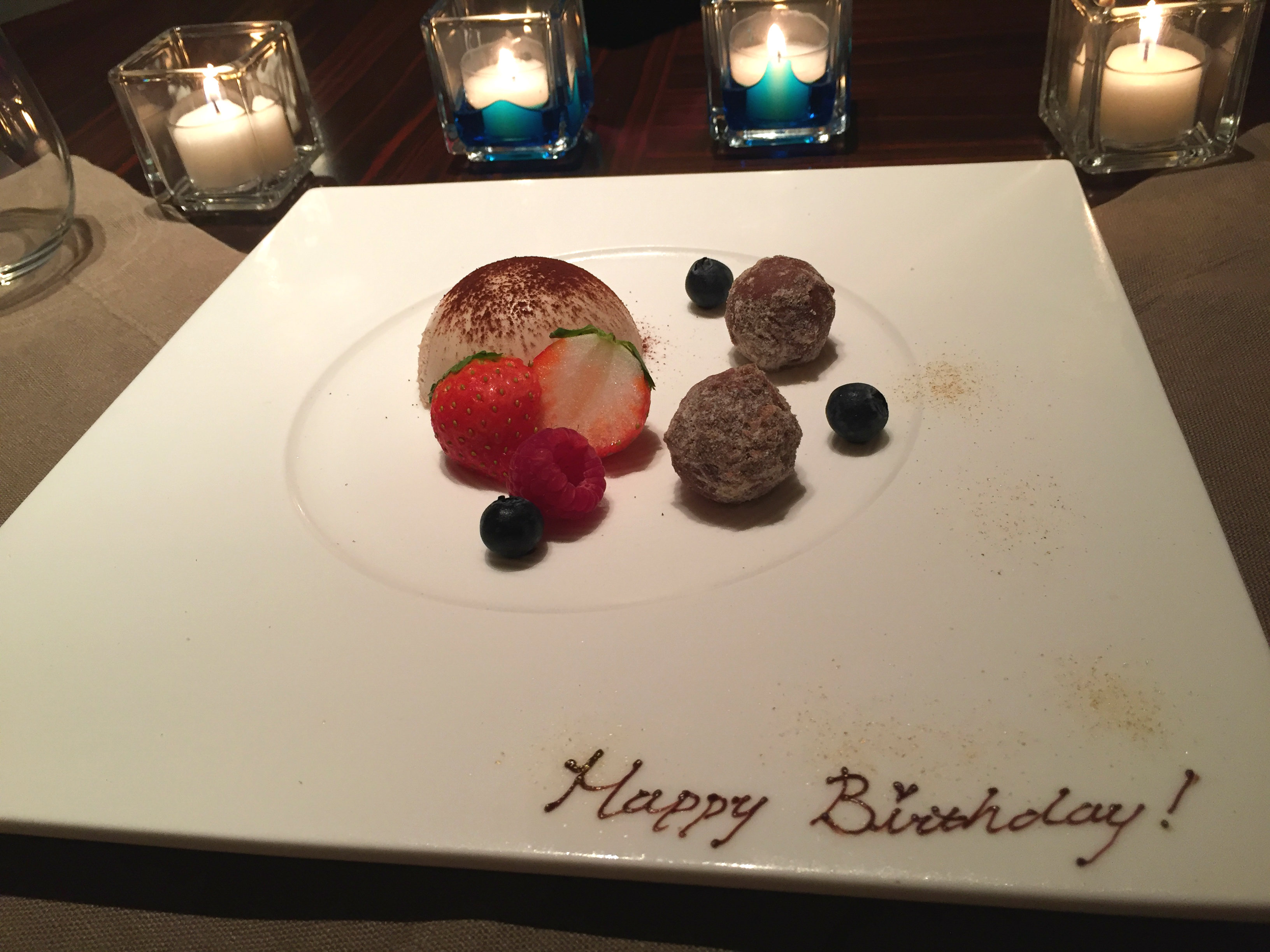 Ritz-Carlton Okinawa birthday