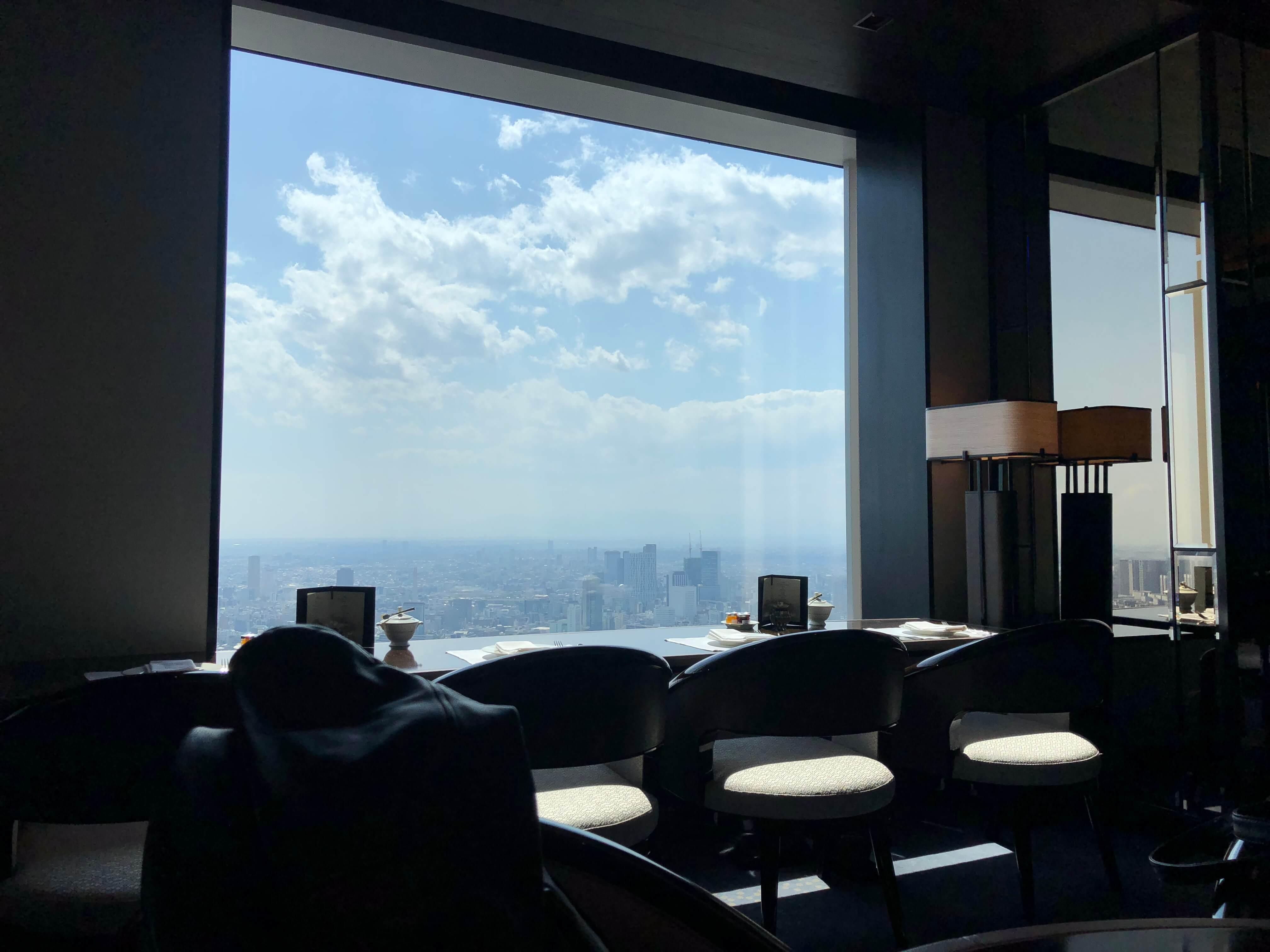 Ritz-Carlton Tokyo Club Lounge