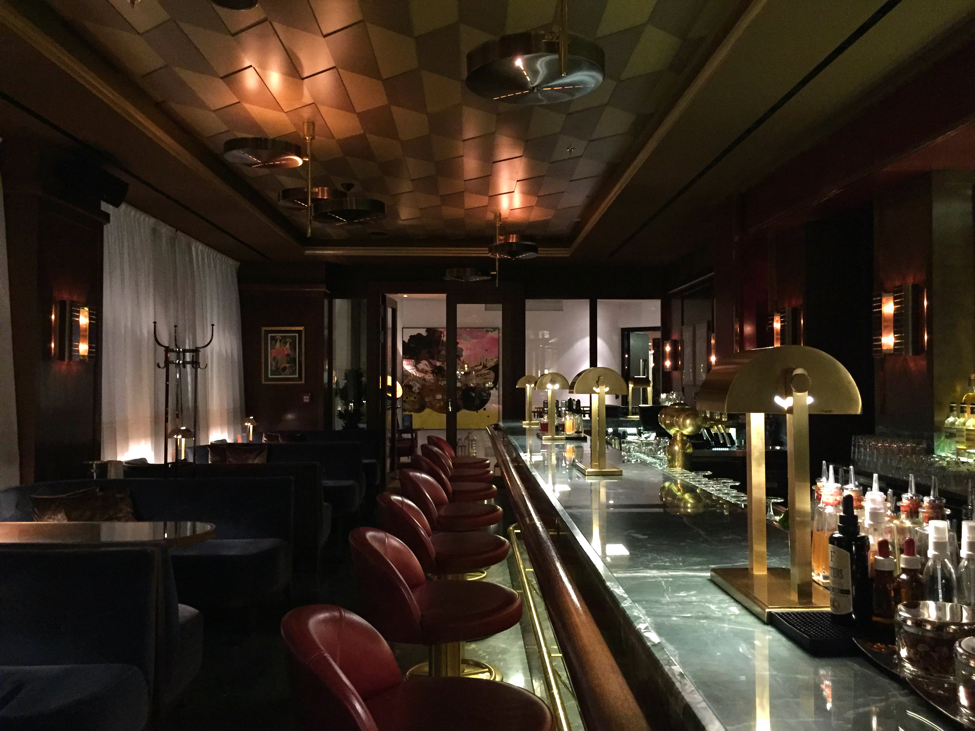 Waldorf Astoria Berlin bar 1