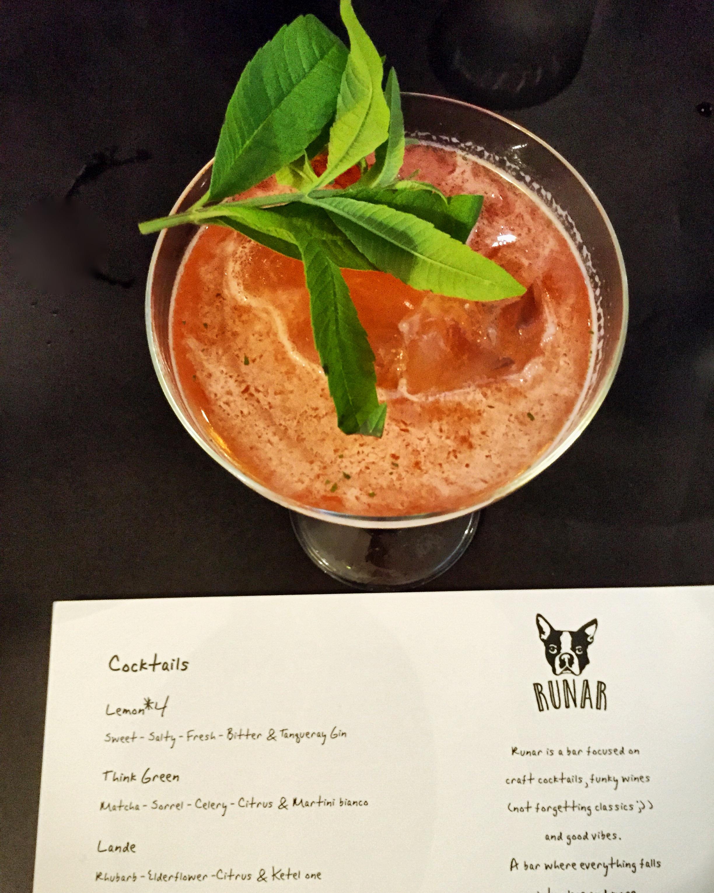 cocktail bar in helsinki runar