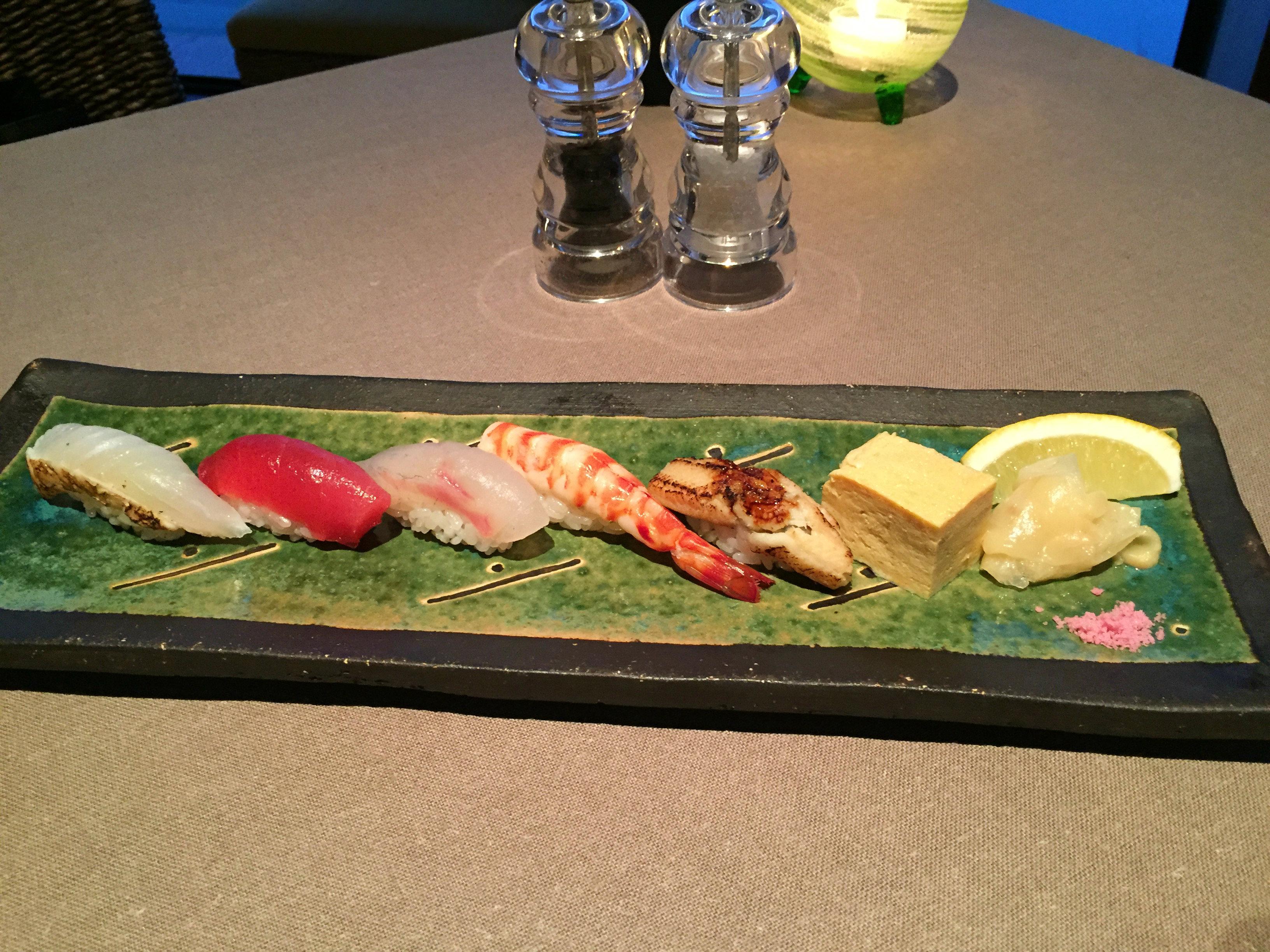ritz-carlton okinawa food